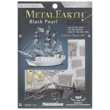Pirate Ship 3D Metal Earth Model Kit